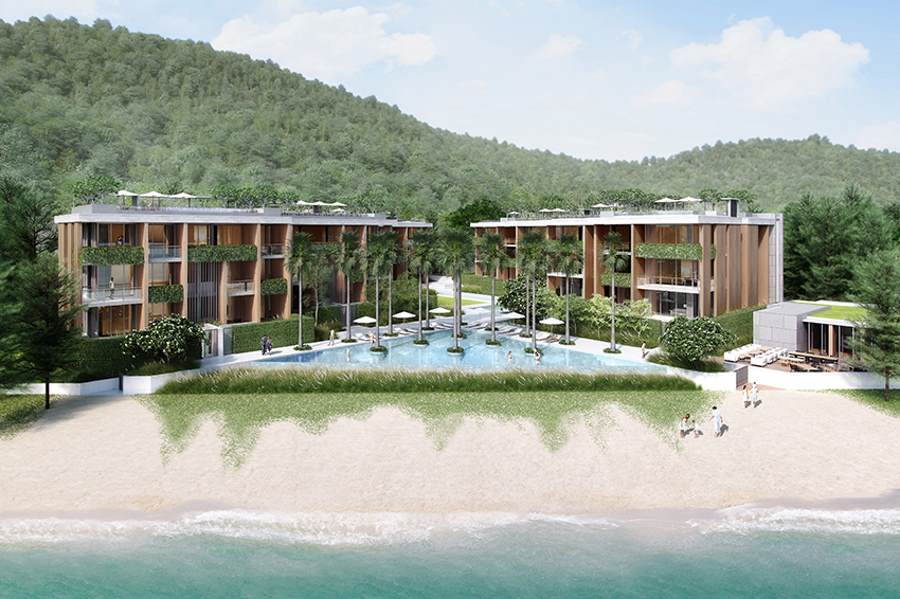 'Twinpalms MontAzure', a New Beachside Hotel in Phuket will Open July 2019