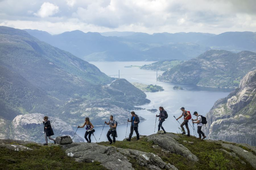 Discover A Nordic World of Wonder with Up Norway's Tailored Journeys and Experiences